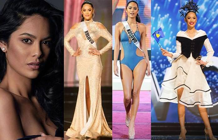 Miss Kosovo 2016 - Camila Barraza