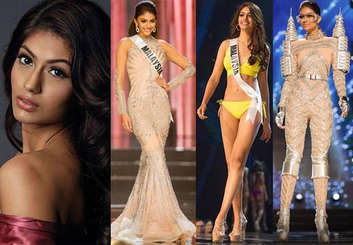 Miss Malásia 2016 - Kiran Jassal