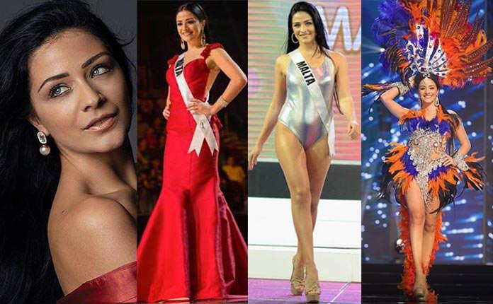 Miss Malta 2016 - Martha Fenech