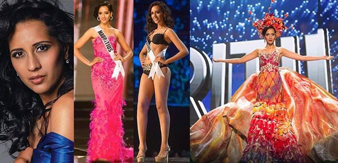Miss Maurício 2016 - Kushboo Ramnawaj