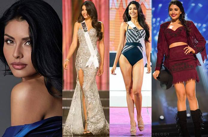 Miss México 2016 - Kristal Silva