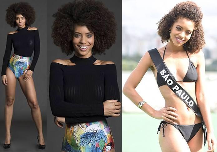 Karen Porfiro Miss São Paulo 2017