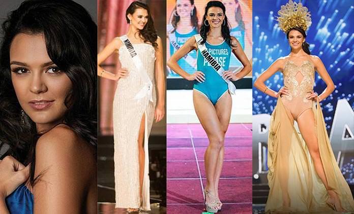 Miss Namíbia 2016 - Lizelle Esterhuizen
