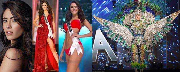 Miss Nicarágua 2016 - Marina Jacoby