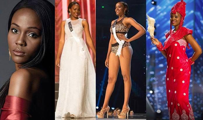Miss Nigéria 2016 - Unoaku Anyadike