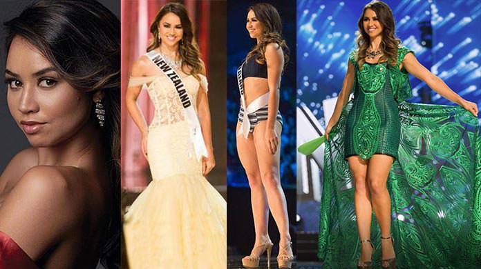 Miss Nova Zelândia 2016 - Tania Dawson