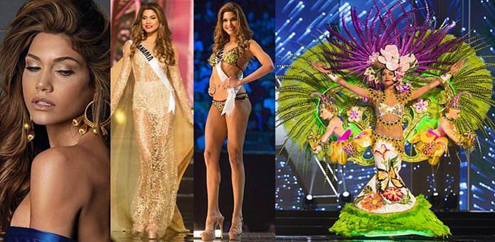 Miss Panamá 2016 - Keity Drennan Mendieta