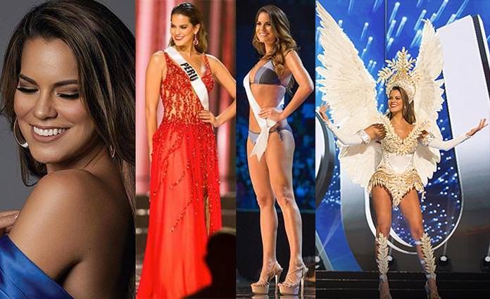 Miss Peru 2016 - Valeria Piazza