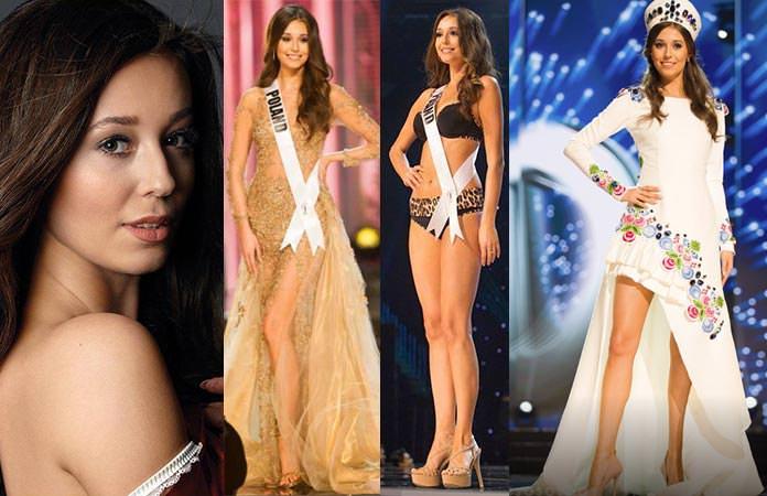Miss Polônia 2016 - Izabella Krzan