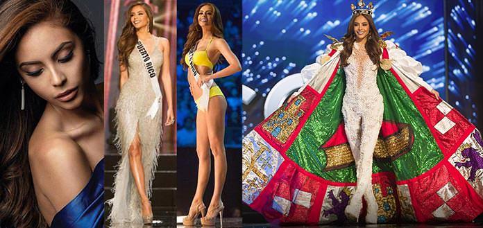 Miss Porto Rico 2016 - Brenda Azaria Jiménez