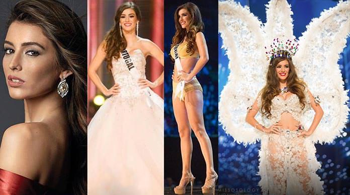 Miss Portugal 2016 - Flávia Joana Brito