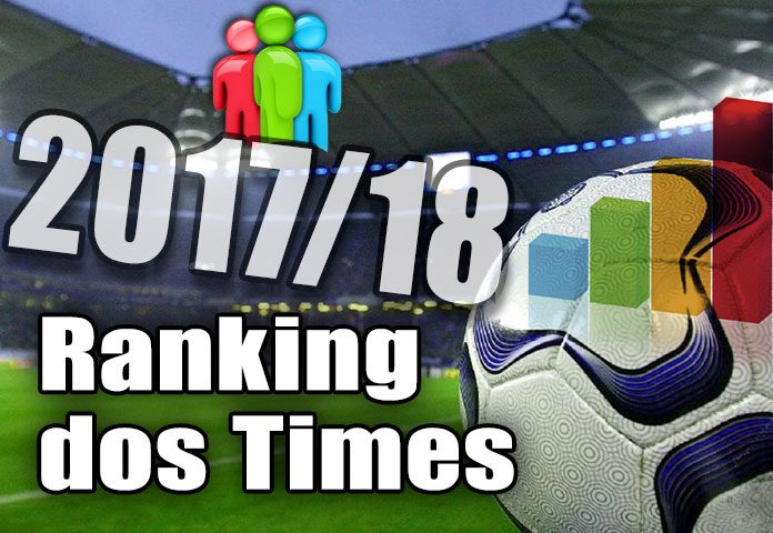 Melhores times do Brasil e do mundo edição 2018 (incluindo o