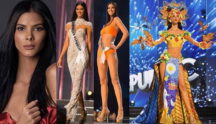 Miss República Dominicana 2016 - Rosalba Sal García Abreu