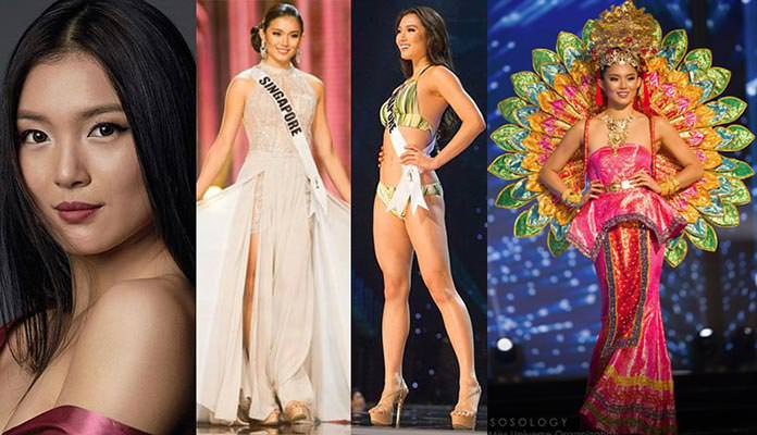 Miss Singapura 2016 - Cheryl Chou