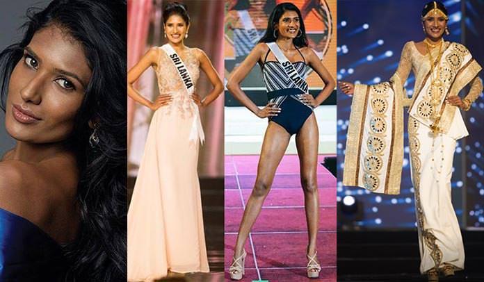 Miss Sri Lanka 2016 - Jayathi De Silva