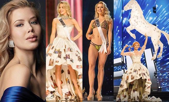 Miss Suécia 2016 - Ida Ovmar