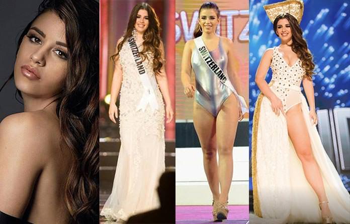 Miss Suíça 2016 - Dijana Cvijetic