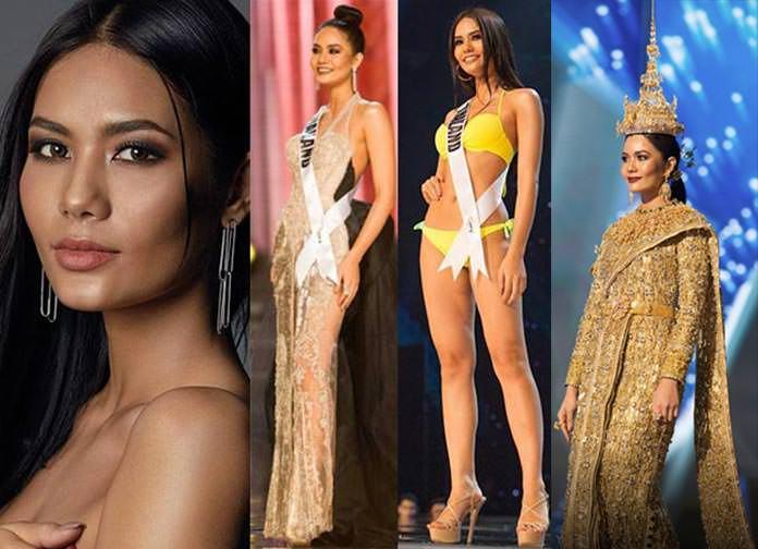 Miss Tailândia 2016 - Chalita Suansane
