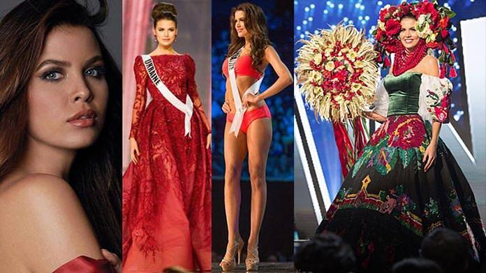 Miss Ucrânia 2016 - Alena Spodynyuk