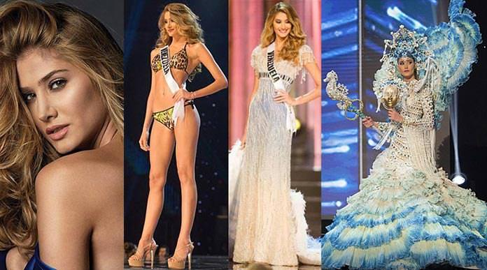 Miss Venezuela 2016 - Mariam Habach Santucci