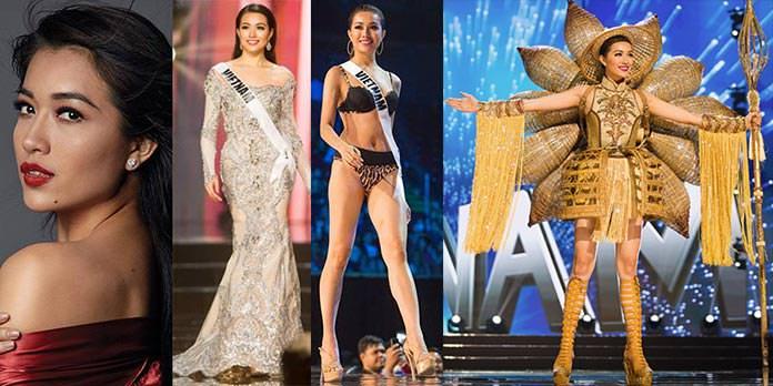 Miss Vietnã 2016 - Le Hang