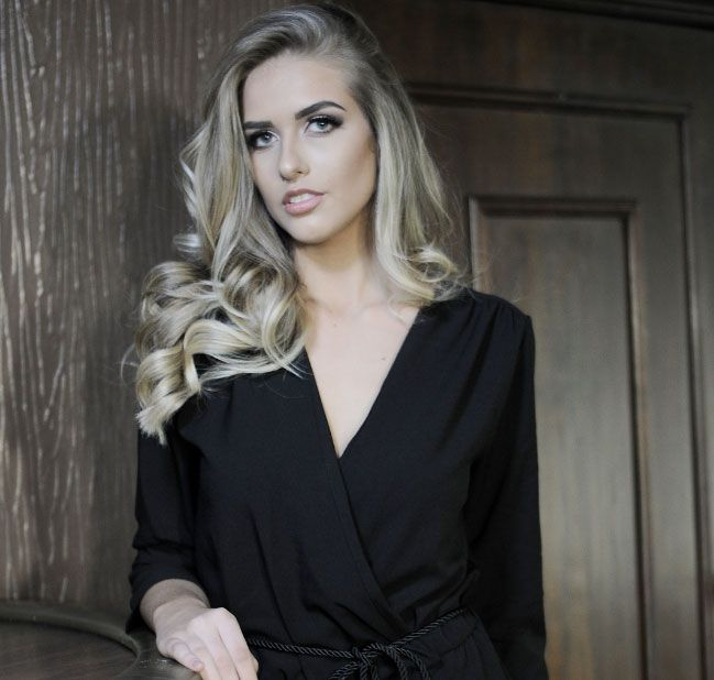 Miss Gramado - Bianca Dewes