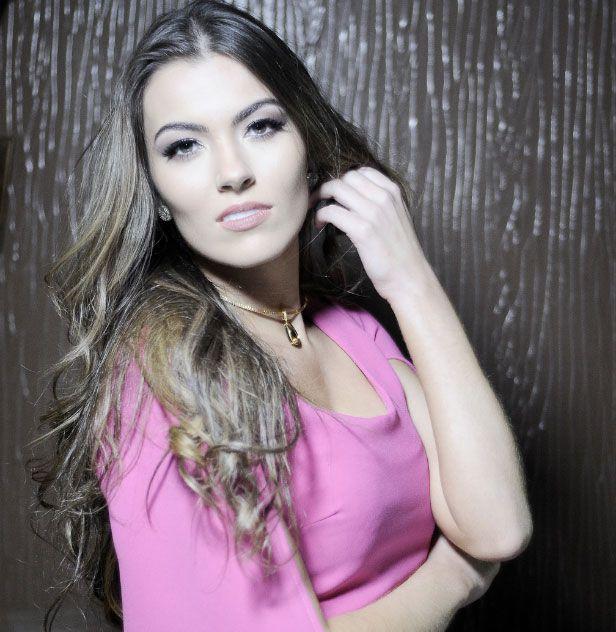 Miss São Borja - Vitória Bisognin