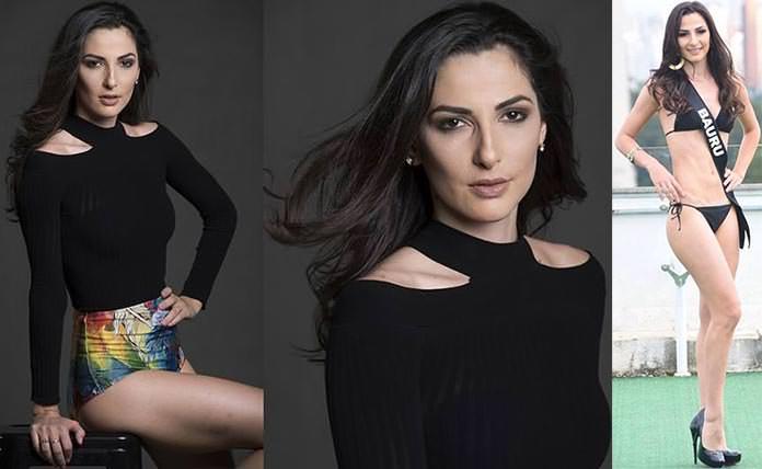Miss Bauru - Eloísa Andrade