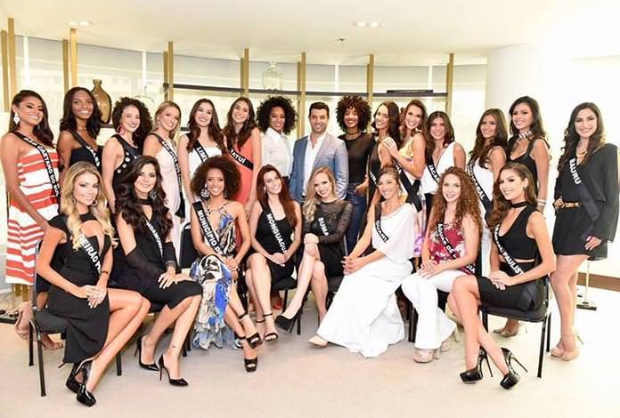 Candidatas Miss SP 2017