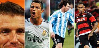 Hobbies e curiosidades das estrelas do futebol
