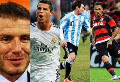 Os hobbies e curiosidades das estrelas do futebol mundial