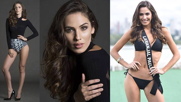 Miss Laranjal Paulista - Bruna Zanardo