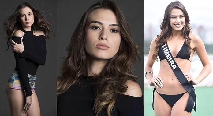 Miss Limeira - Giovana Ortiz Camolesi
