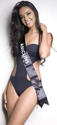 Miss Anicuns - Kássya Motta