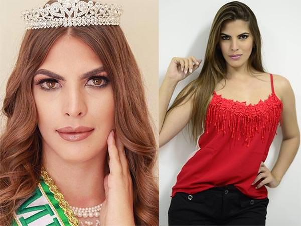 Miss Apodi - Flávia Daniele Silva Fernandes