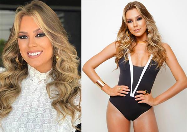 Miss Canguaretama - Isabella Cecchi