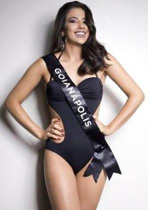 Miss Goianápolis - Nattálllya Freitas