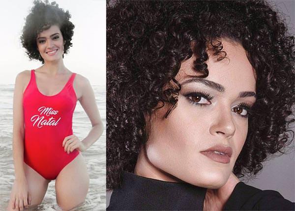 Miss Guamaré 2017 - Brenda Marinho