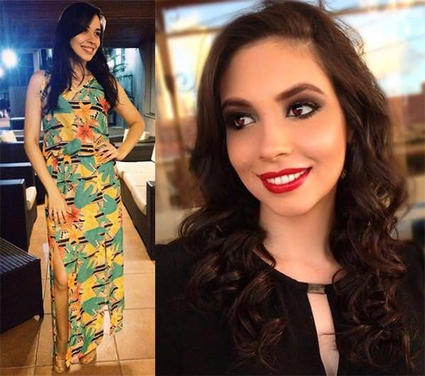 Miss Jardim de Angicos - Kathianny Almeida