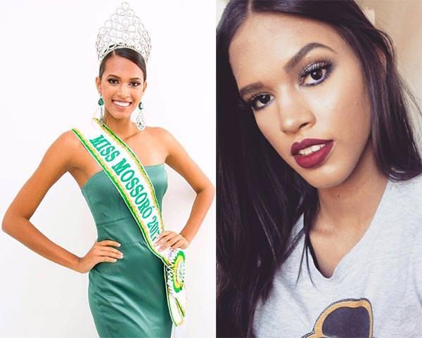 Miss Mossoró 2017 - Beatriz Brito