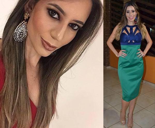 Miss Parazinho - Rebeca Barbalho