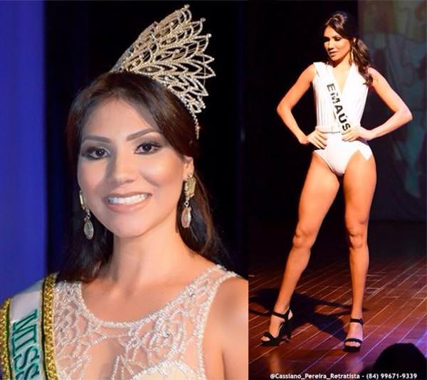 Miss Parnamirim 2017 - Karina Aguiar