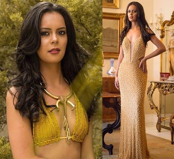 Miss São José de Mipibú - Sara Silva