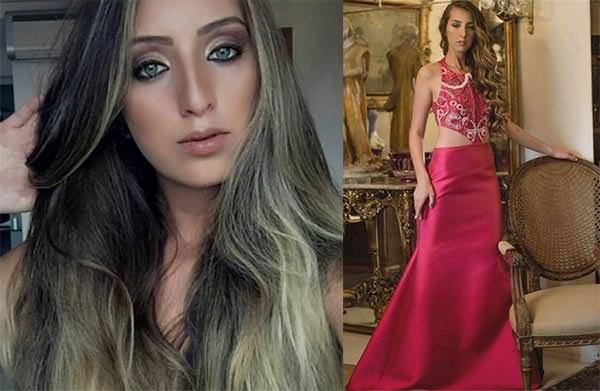 Miss Serrinha dos Pintos - Daiane Rosa