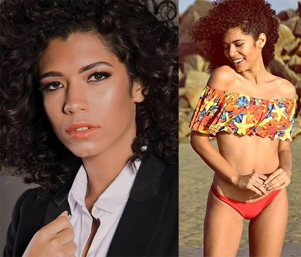 Miss Tenente Laurentino Cruz - Lara Vidian