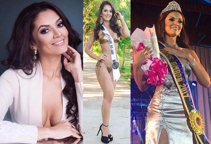 Miss Amapá 2017 - Jéssica Pacheco