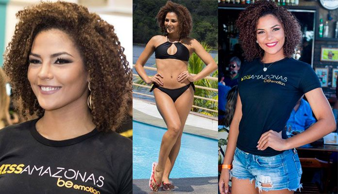Miss Amazonas 2017 - Juliana Soares