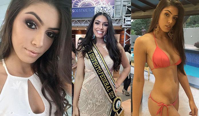 Miss Distrito Federal 2017 - Stéphane Dias
