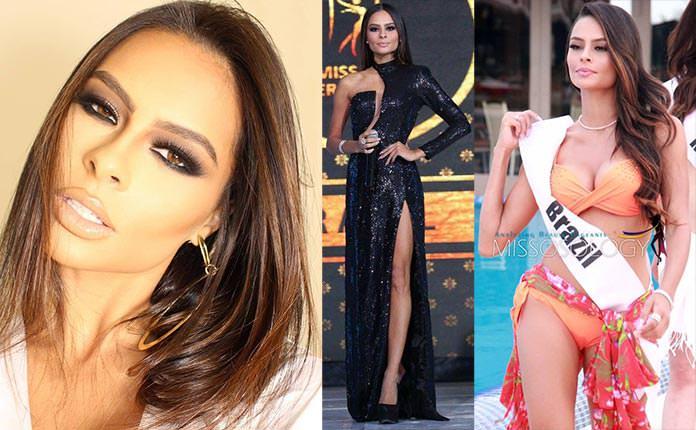 Miss Espírito Santo 2017 - Stephany Pim