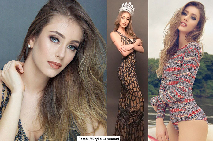 Miss Mato Grosso 2017 - Aline Fontes